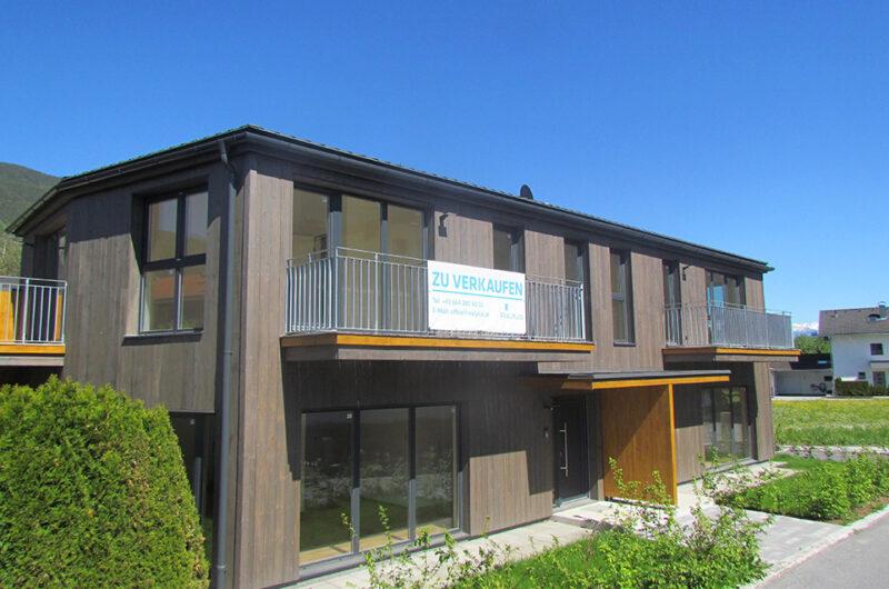 Modernes Doppelhaus: Top 2